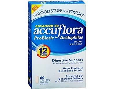 Accuflora Advanced CD Probiotic Supplement Review