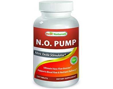 Best Naturals N.O. Pump Review