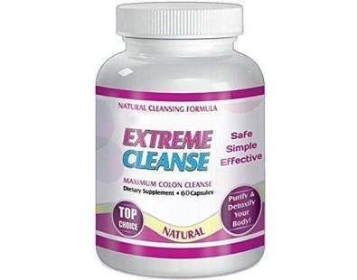 Extreme Cleanse Maximum Colon Control Review