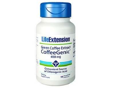Life Extension CoffeeGenic Green Coffee Extract Review