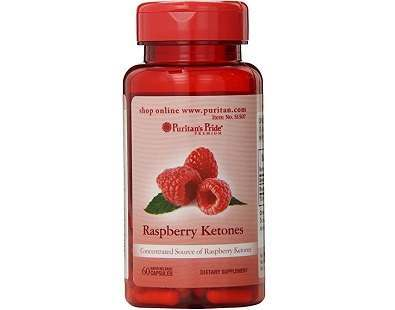 Puritan's Pride Raspberry Ketones supplement Review