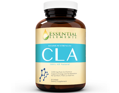 Essential Elements CLA Maximum Strength