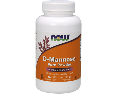 NOW D-Mannose UTI Supplement Review