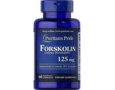 Puritan's Pride Forskolin Review