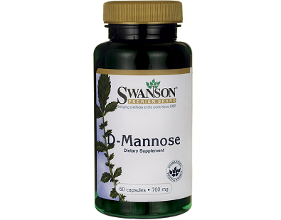 Swanson D-Mannose UTI relief Review