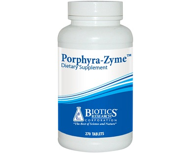 Biotics Research Porphyra Zyme