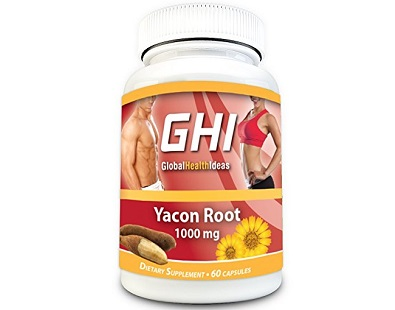 GHI Yacon Root Extract Review