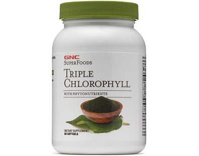 GNC Superfoods Triple Chlorophyll