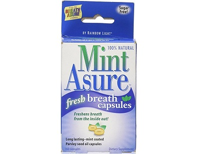 Rainbow Light Mint Asure Fresh Breath