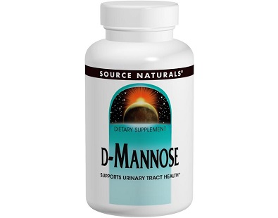Source Naturals D-Mannose supplement Review
