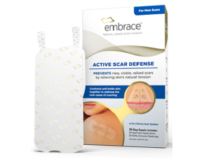 Embrace Active Scar Defense Review