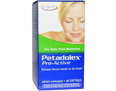 Enzymatic Therapy Petadolex Pro-Active Review for migraines