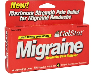 Gelstat Migraine treatment Review