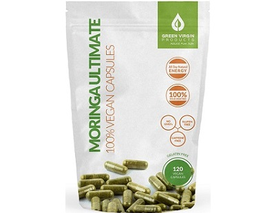 Green Virgin Products Moringa Ultimate To Go supplement