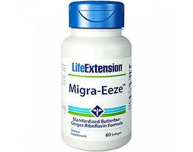 Life Extension Migra-Eeze supplement for migraines