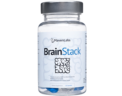 Maven Labs Brain Stack Supplement
