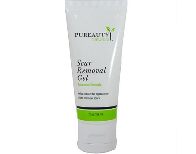 Pureauty Naturals Scar Removal Gel Review