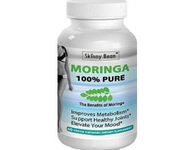 The Skinny Bean Company Moringa Oleifera Extract Review