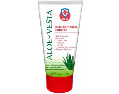 Aloe Vesta Antifungal Ointment Review