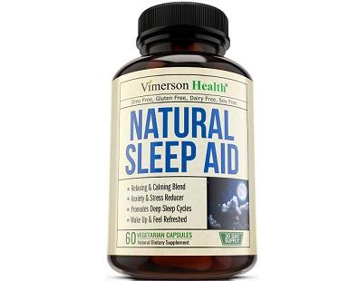 Vimerson Health Natural Sleep Aid supplement Review