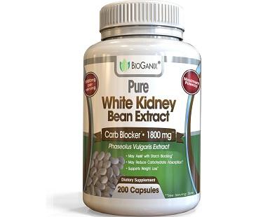 BioGanix Pure White Kidney Bean Extract