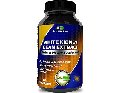Biogreen Labs White Kidney Bean Extract Review