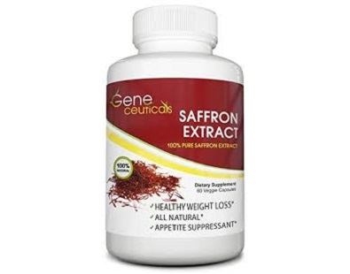 Geneceuticals Saffron Extract supplement Review