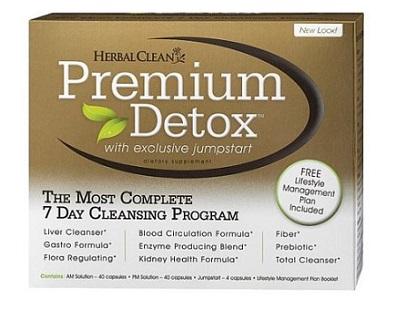 Herbal Clean Premium Detox 7-Day Cleanse