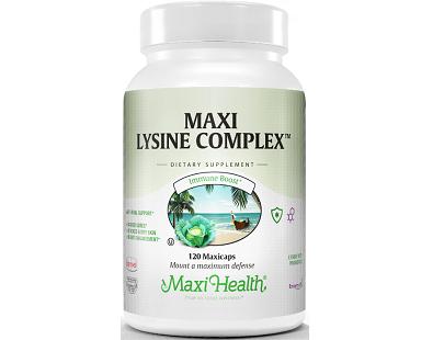 Maxi Health Maxi Lysine Complex