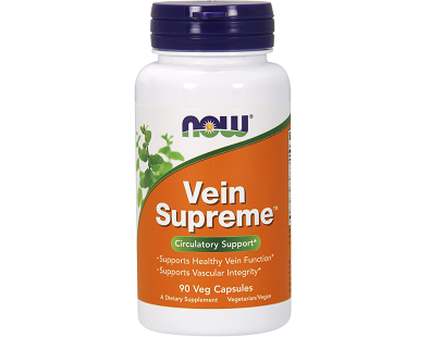 NOW Vein Supreme supplement Review