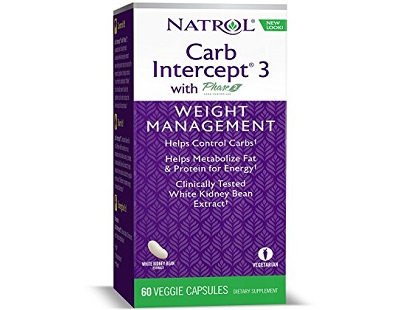 Natrol Carb Intercept 3 Review
