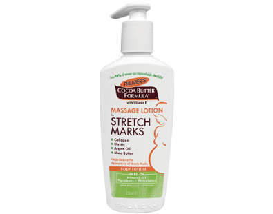 Palmer's Massage Lotion for Stretch Marks Review