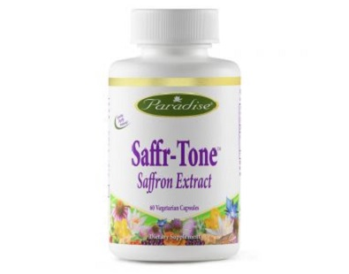 Paradise Saffr-Tone saffron supplement Review