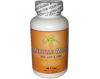 Pure Sunshine Medulla Mood Anxiety Supplement