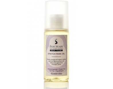 Sanctuary Spa Mum-To-Be Stretch Mark Oil Review