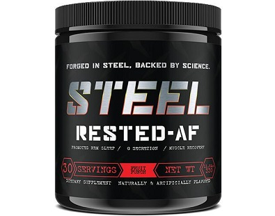 Steel Rested-AF for insomnia Review