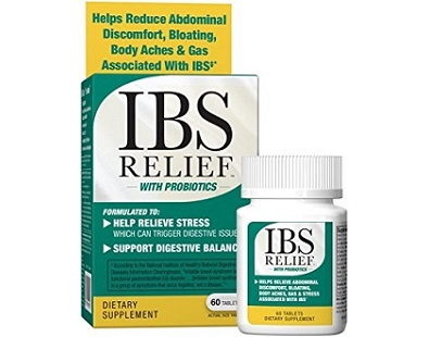 Accord IBS Relief supplement