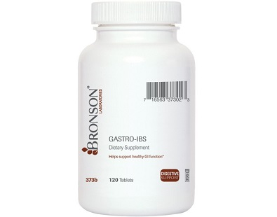Bronson Gastro-IBS supplement Review