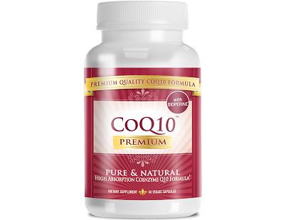 CoQ10 Premium Tablets