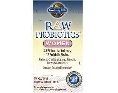Zenwise health advanced digestive enzymes review does for Garden of life raw probiotics review