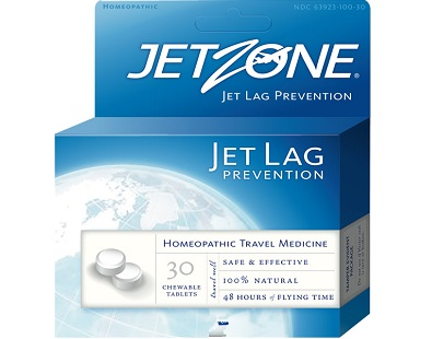 Jetzone Homeopathic Jet Lag Remedy solution Review