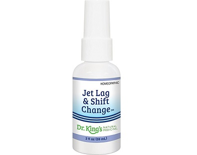 King Bio Jet Lag and Shift Change Review