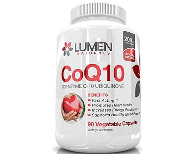 Lumen Naturals Coenzyme Q10 Review