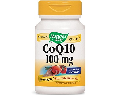 Nature's Way CoQ10 supplement