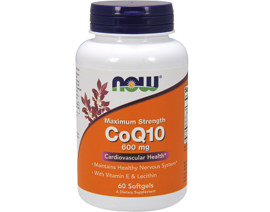 Now CoQ10 supplement