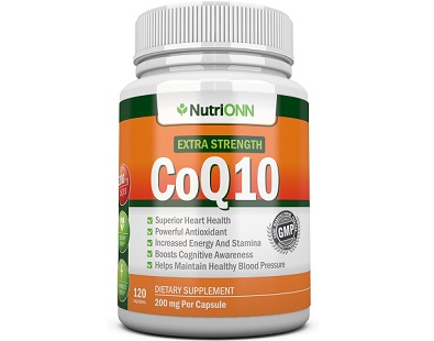 NutriONN CoQ10 Review