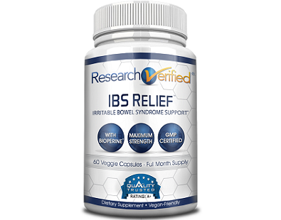 Research Verified IBS Relief supplement