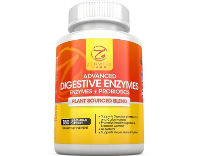 Zenwise Health Advanced Digestive Enzymes Review