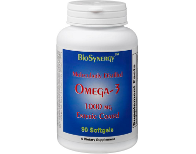 BioSynergy Omega 3 supplement Review