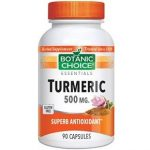 Botanic Choice Turmeric supplement Review